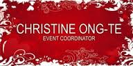Christine Ong-Te Events