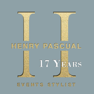 Henry N. Pascual Events Styling
