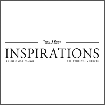 Inspirations for Weddings & Debuts Magazine