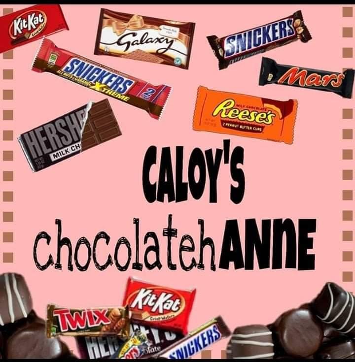 Caloy's ChocolatehAnne