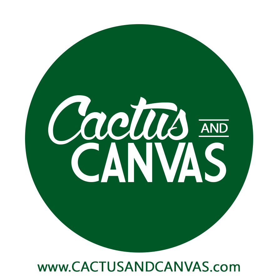 Cactus and Canvas