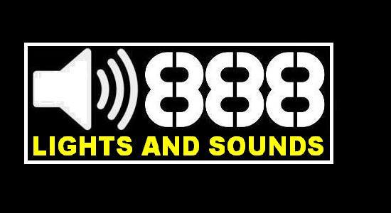 888 Lights & Sounds